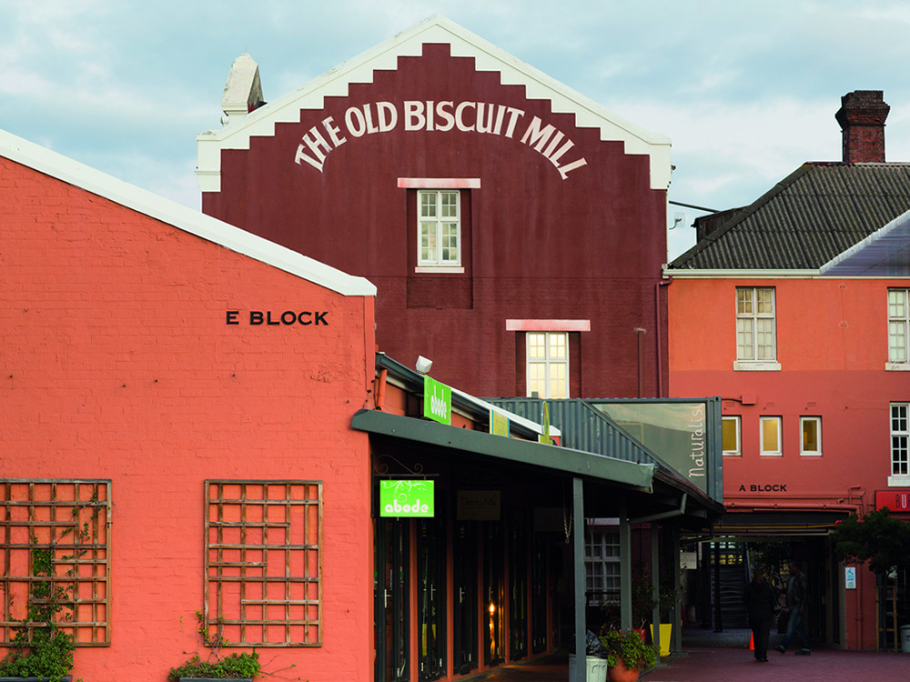 The Old Biscuit Mill